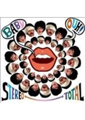 Stereo Total - Baby Ouh (Music CD)