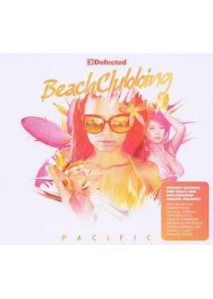 Defected Presents Beachclubbing Pacific - Defected Presents Beachclubbing Pacific (Music CD)