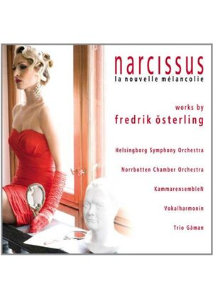 Fredrik Osterling: Narcissus (Music CD)