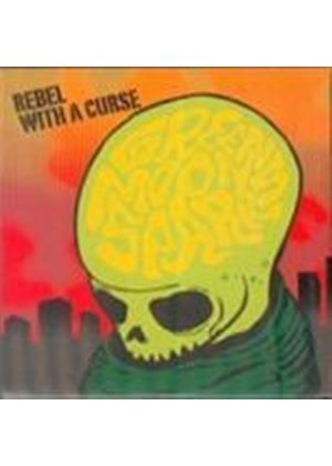 Green Moon Sparks - Rebel With A Curse (Music CD)