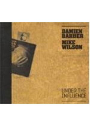 Barber, Damien - Under The Influence (Music CD)