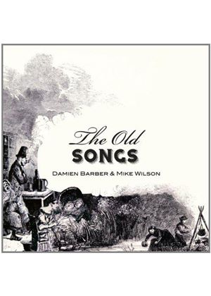 Damien Barber - The Old Songs (Music CD)
