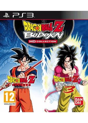 Dragon Ball Z: Budokai - HD Collection (PS3)
