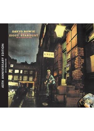 David Bowie - Rise and Fall Of Ziggy Stardust and the Spiders from Mars (Music CD)