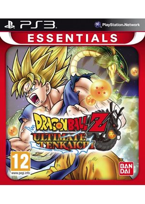 Dragon Ball Z - Ultimate Tenkaichi - Essentials (PS3)