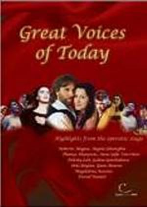 Great Voices Of Today (Various Artists)