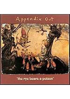 Appendix Out - The Rye Bears A Poison (Music CD)
