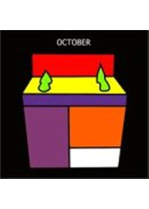 David Pajo - October (Music CD)