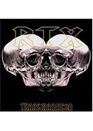 RTX - Transmaniacon (Music CD)