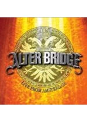 Alter Bridge - Live from Amsterdam (Deluxe Edition With Bonus DVD) (Music CD)