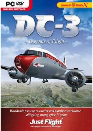 DC-3 - Legends of Flight (PC DVD)