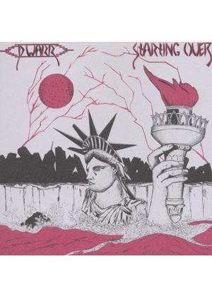 Dwarr - Starting Over (Music CD)