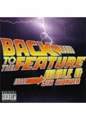 Wale & 9th Wonder - Back To The Feature (Music CD)