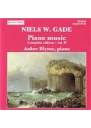 Gade: Piano Works, Vol. 2