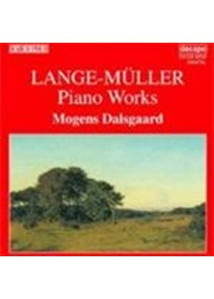 Lange-Müller: Piano Works