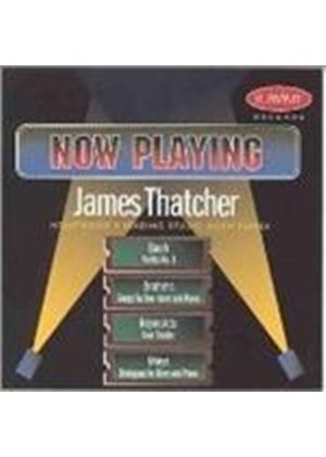 Bach/Brahms/Reynolds/Mays - Now Playing (Thatcher, Rhinek, Betts)
