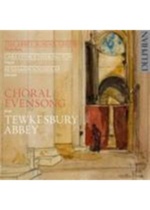 Choral Evensong from Tewkesbury Abbey (Music CD)