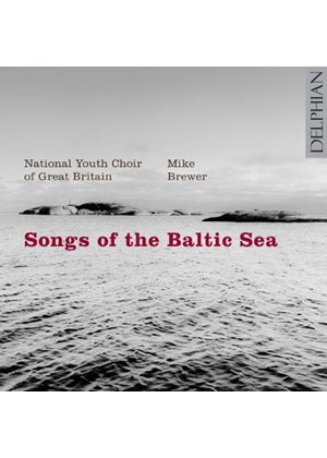 Songs of the Baltic Sea (Music CD)