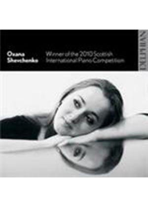 Oxana Shevchenko (Music CD)