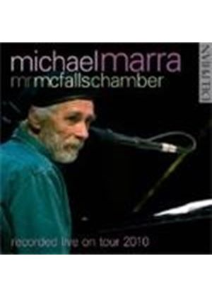 Michael Marra - Recorded Live On Tour 2010 (Music CD)