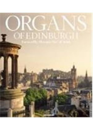 Organs of Edinburgh (Music CD)