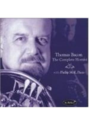 Thomas Bacon - (The) Complete Hornist