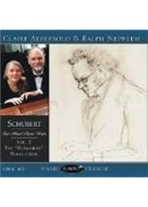 Schubert: (The) Hungarian Duets