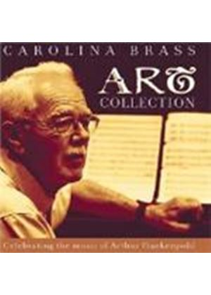 Arthur Frackenpohl - Art Collection (Carolina Brass)