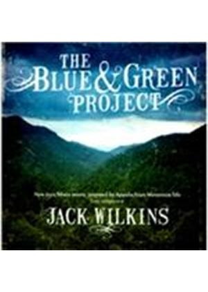 Jack Wilkins - Blue & Green Project (Music CD)