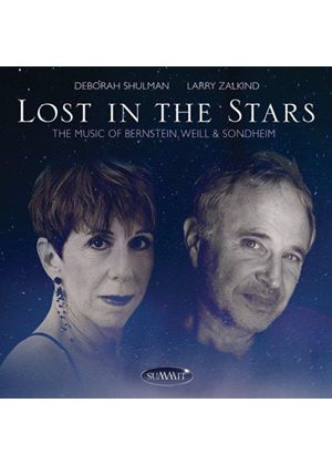 Deborah Shulman - Lost in the Stars (The Music of Bernstein, Weill & Sondheim) (Music CD)