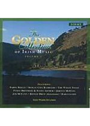 Various Artists - The Golden Collection Of Irish Music (Music CD)