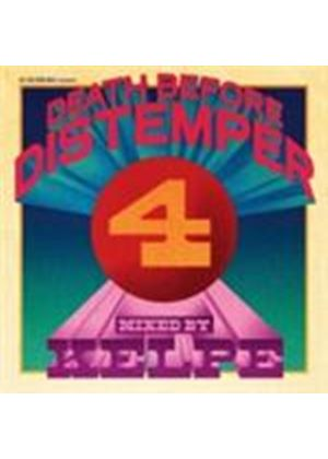 Various Artists - Death Before Distemper Vol.4 (Mixed By Kelpe) (Music CD)