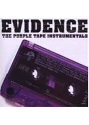 Evidence - Purple Tape Instrumentals, The (Music CD)