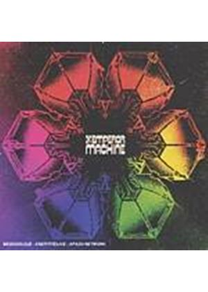 The Emperor Machine - Vertical Tone And Horizontal Noise (Music CD)