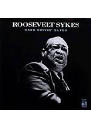 Roosevelt Sykes - Hard Drivin Blues (Music CD)