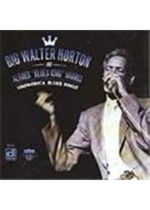 Big Walter Horton - Harmonica Blues Kings