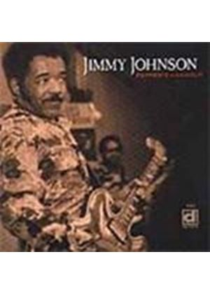 Jimmy Johnson - Pepper's Hangout
