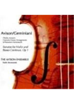 Charles Avison - Concerto Grossi (Avison Ensemble) (Music CD)