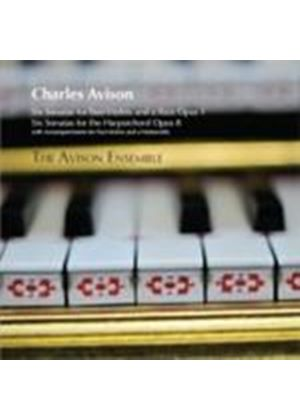 Avison: Sonatas Op. 1 & 8 (Music CD)