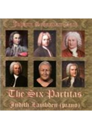 Bach: (6) Partitas (Music CD)