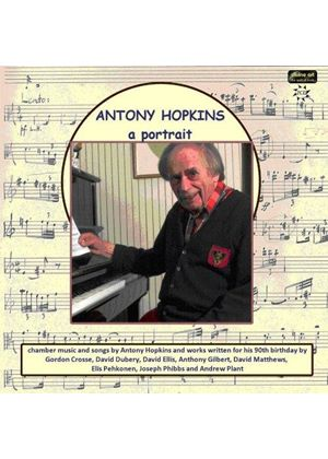 Antony Hopkins: A Portrait (Music CD)