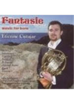Various Composers - Fantasie - Music For Horn (Cutajar) (Music CD)