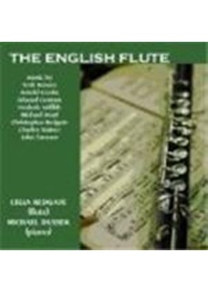 Celia Redgate - The English Flute (Music CD)