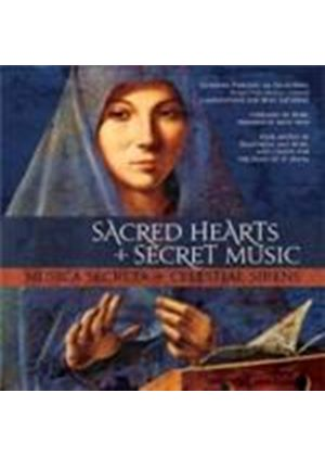 Music Secreta - Sacred Hearts and Secret Music (Music CD)