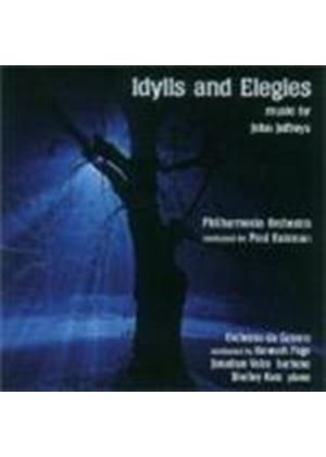 Jeffreys: Idylls and Elegies (Music CD)