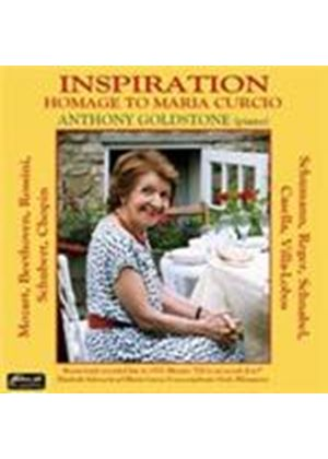 Inspiration - A Tribute to Maria Curcio (Music CD)