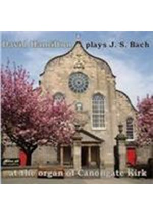 Bach: Organ Works (Music CD)