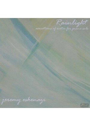Rainlight: Evocations of Water for Piano Solo (Music CD)