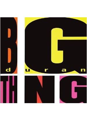 Duran Duran - Big Thing (+DVD)