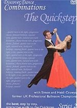 Discover Dance Combinations - The Quickstep - Series 2